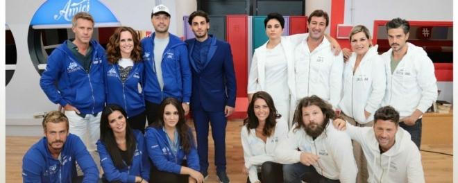 Amici-Celebrities-Canale-5